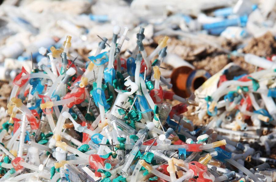 افزایش ۲۰ برابر زبالههای عفونی در شیراز