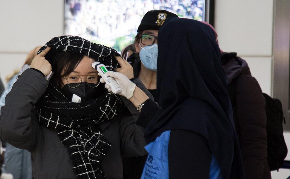 لغو سفر گردشگران چینی به شیراز