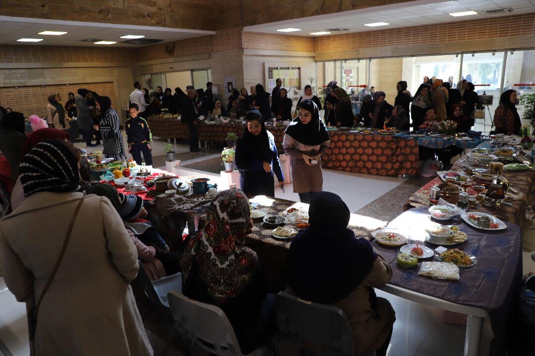برپایی جشنواره طعم و مزهها در فرهنگسرای شهروند شیراز