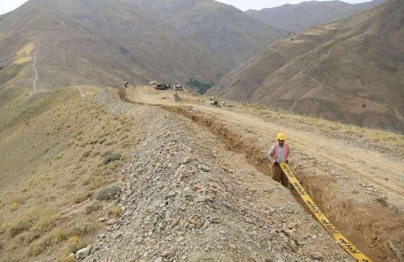 امسال به ۱۵۳ روستای فارس گازکشی میشود