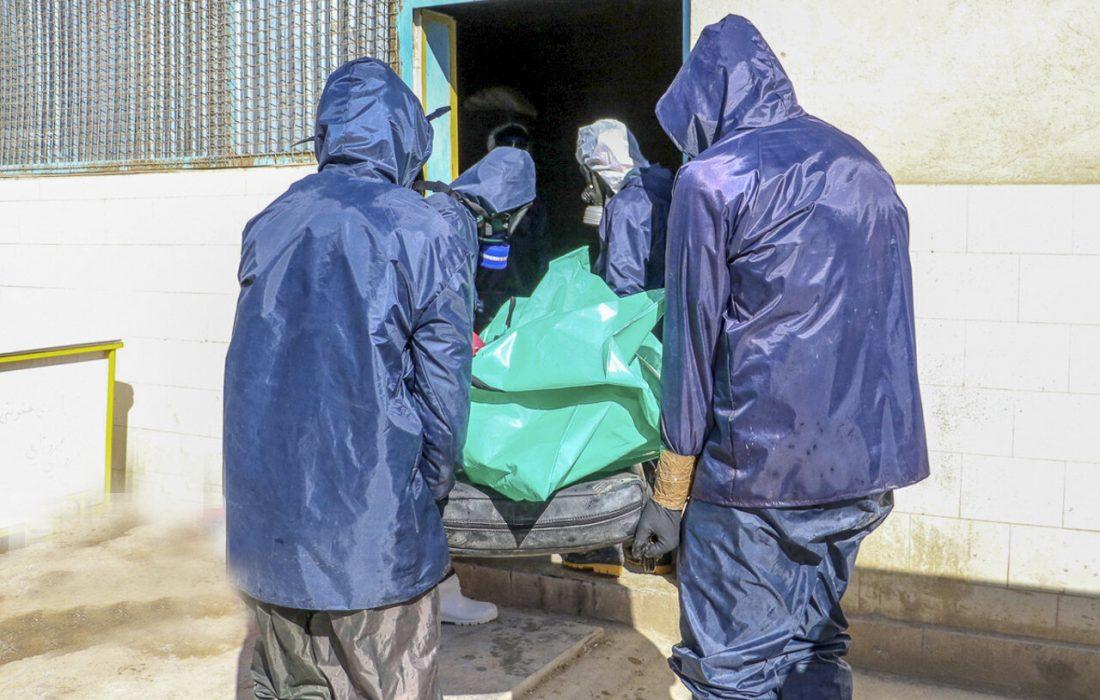شمار قربانیان کرونا در کشور از مرز ۷ هزار نفر گذشت