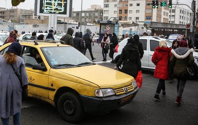 فرسودگی ۵٠ درصد از ناوگان تاکسیرانی شیراز