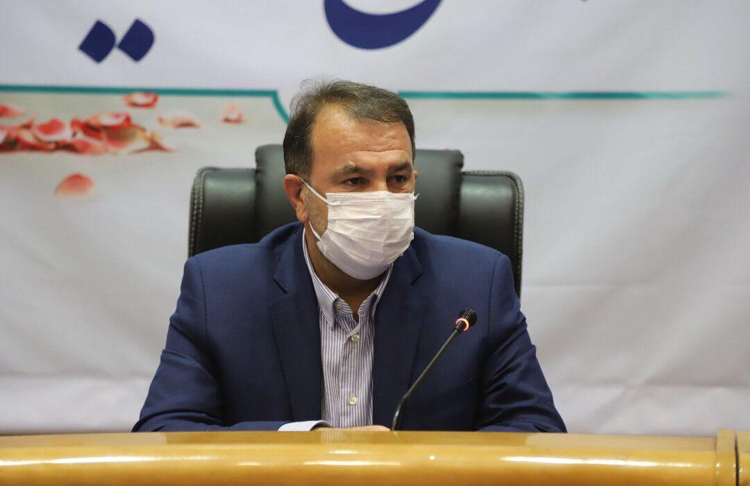استاندار فارس: کنترل مکانهای احتمال شیوع کرونا هدفمند تشدید شود
