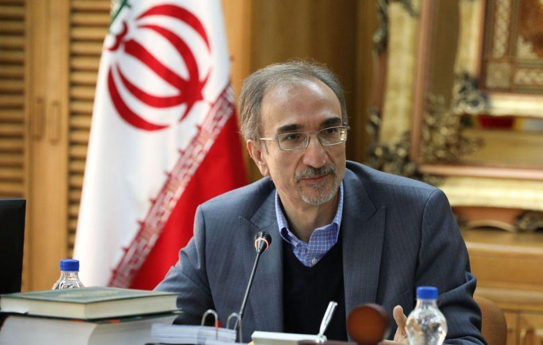 معاون وزیر نیرو: آب شهر شیراز، بهترین در کشور خواهد بود