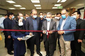 افتتاح چند پروژه بیمارستانی در شیراز