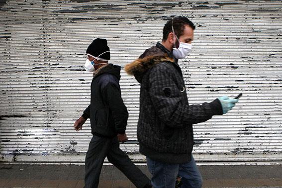 مراقبتهای کرونایی در برخی شهرستانهای فارس تشدید میشود