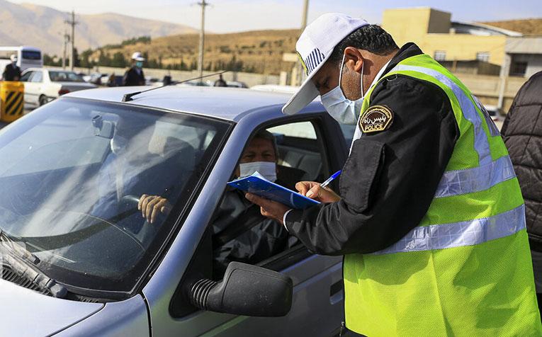 معاون استاندار فارس: ورود خودروهای غیربومی به شیراز ممنوع است