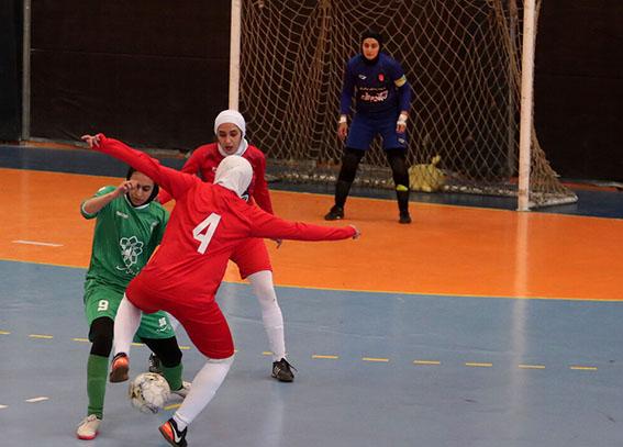 لیگ برتر فوتسال بانوان؛ تیمهای شیراز مقابل حریفان خود شکست خوردند