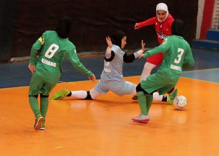 لیگ برتر فوتسال بانوان؛ شکست تیمهای شیرازی مقابل حریفان