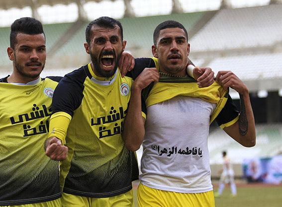 توقف تیمهای شیرازی مقابل خیبرخرم آباد و گل ریحان البرز