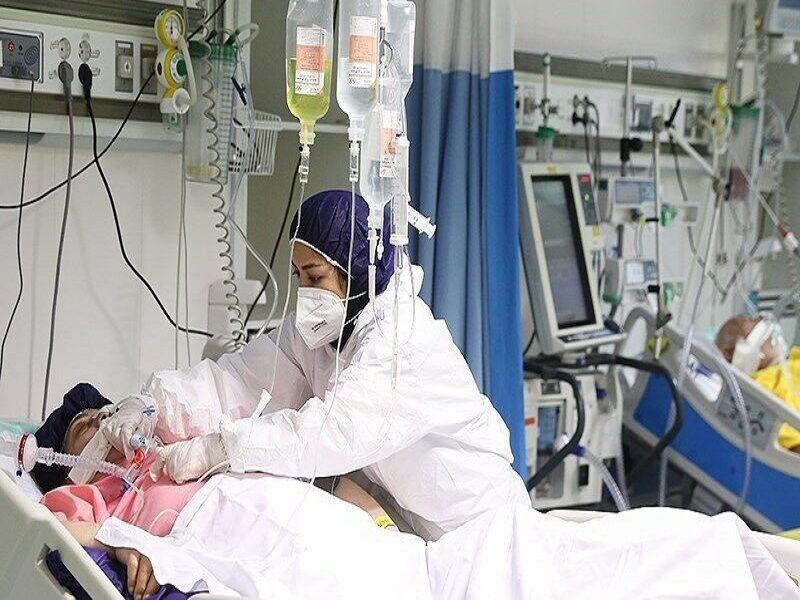 افزایش موارد مرگ بر اثر کرونا در فارس