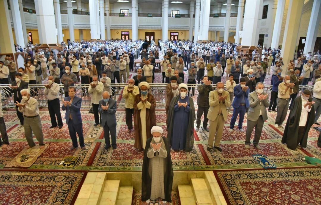 نماز جمعه بیستم فروردین در فارس بر گزار نمیشود