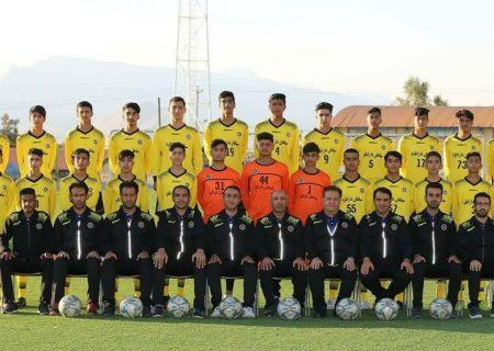 لیگ برتر فوتبال نوجوانان کشور؛ برتری فوتبالیستهای نوجوان داراب در برابر یزدیها