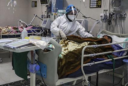 ابتلای ۶۵۰۰ نفر از کادر درمان فارس به کرونا