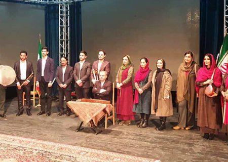 ساخت تصنیف بوی بهار اثر هنرمندان موسیقی شیراز به پایان رسید