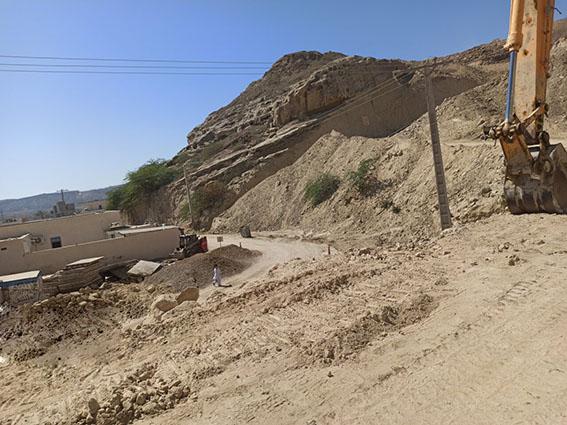 آبرسانی به ۱۳ روستای شهرستان بختگان فارس آغاز شد