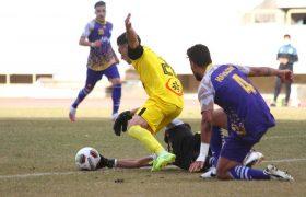 سومین شکست پی در پی فجر سپاسی شیراز برابر بادران تهران رقم خورد