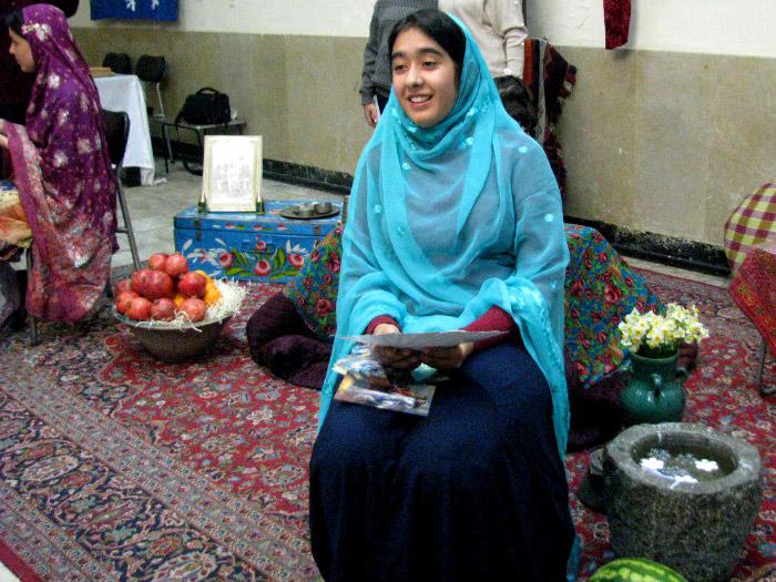 زرتشتیان شیراز شب چله را جشن گرفتند