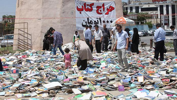 بحران نشر در ایران؛ نویسنده و ناشر زیاد، کتابخوان کم