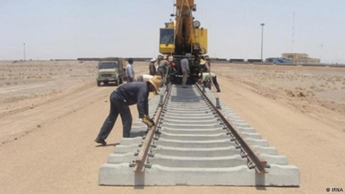 امضای قرارداد احداث راهآهن شیراز- بوشهر با چین
