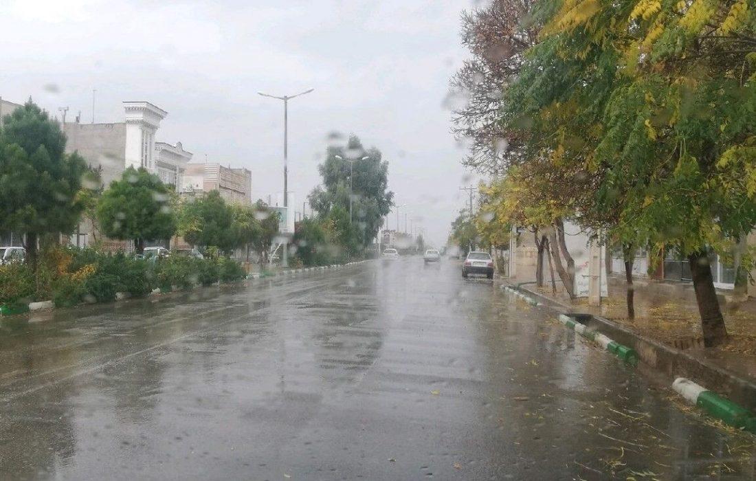 هواشناسی: رگبار بهاری جمعه در برخی نقاط فارس پیشبینی میشود