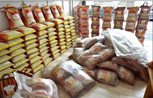 ۲۰ تن برنج احتکار شده در کازرون کشف شد