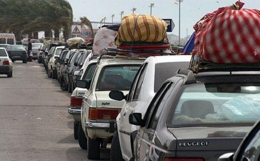افزایش ۸۲ درصدی ترددها در فارس نسبت به سال گذشته
