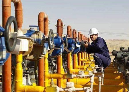 گاز قطع شده ۸۰۰ مشترک شیراز وصل شد