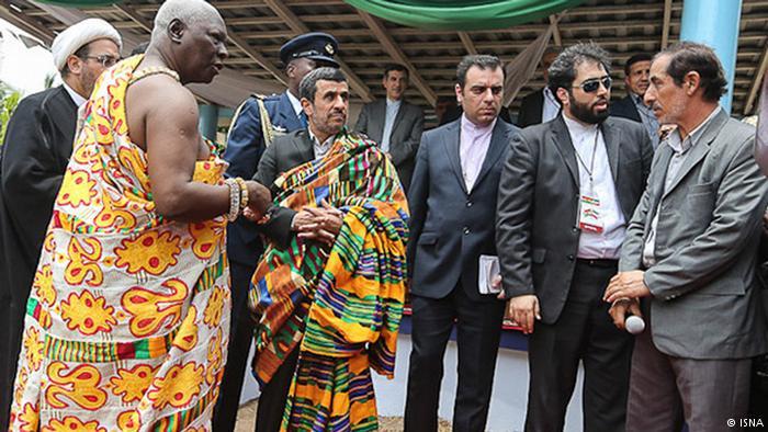بخششهای میلیاردی احمدینژاد در کشورهای خارجی