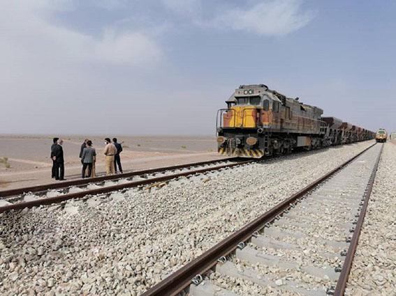 راهآهن یزد-اقلید امروز افتتاح میشود