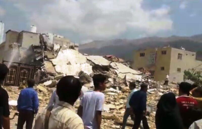 مقصران حادثه انفجار منزل مسکونی در جهرم مشخص شدند