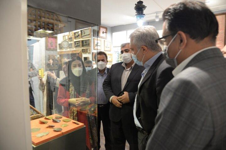 کلکسیونداری شیرازیها تحسین وزیر میراث فرهنگی را در پیداشت
