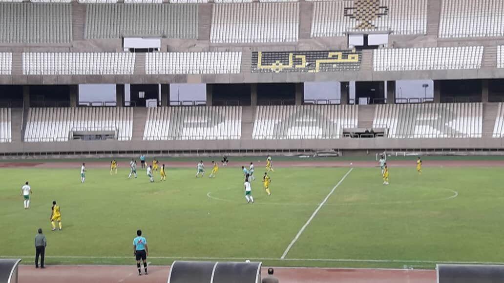 تیم فوتبال فجرسپاسی شیراز، چوکا تالش را شکست داد