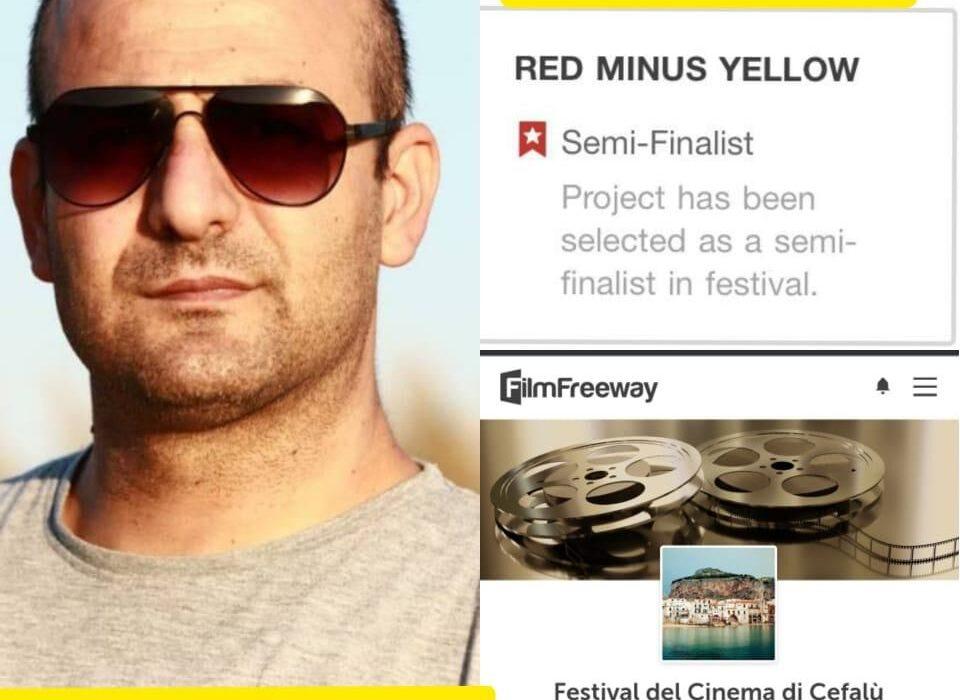 اثر فیلمساز جهرمی به نیمهنهایی جشنواره فیلم کوتاه پالرمو راه یافت