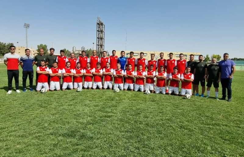 فارس قهرمان رقابتهای فوتبال کانون وکلای کشور شد