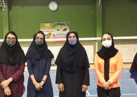 ۲ بازیکن شیرازی در اردوی تیم ملی پارابدمینتون دختران حضور دارند