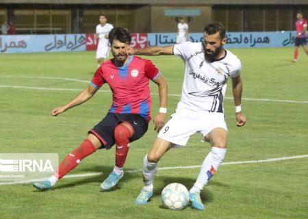 چرخ لیگ برتر فوتبال فارس به حرکت در آمد