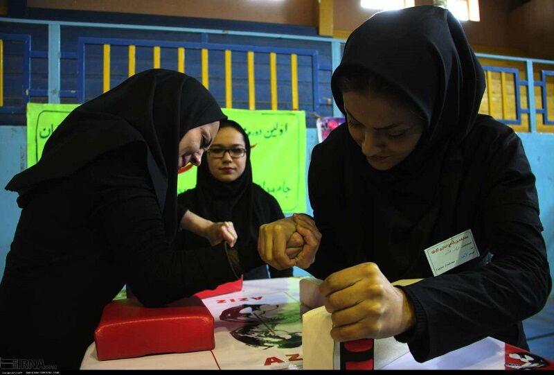 بانوان مچ انداز فارس مدالهای کشوری به دست آوردند