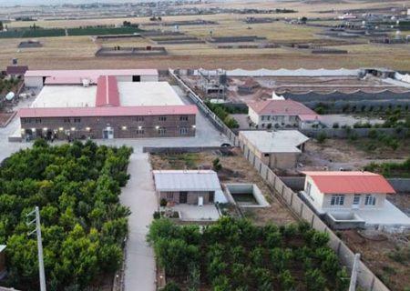 پنج واحد صنعتی کشاورزی در شیراز به بهرهبرداری رسیدند