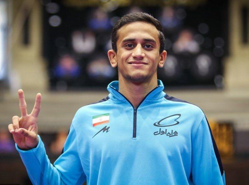 کشتیگیر شیرازی راهی مسابقات جهانی روسیه شد