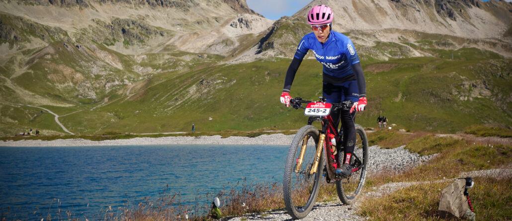 دوچرخه سوار شیرازی نایب قهرمان رقابتهای بینالمللی سوئیس شد