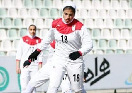 پا به توپ از کوچه پسکوچه های شیراز تا تیم ملی فوتبال بانوان