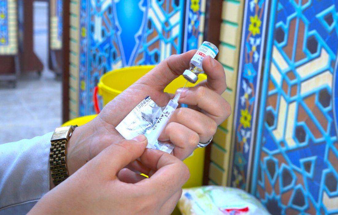 پوشش ۲۵ درصدی واکسیناسیون در فارس