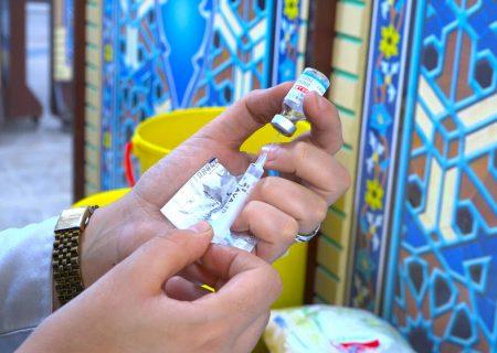 واکسینه شدن ۲۸ درصد در فارس در برابر کرونا