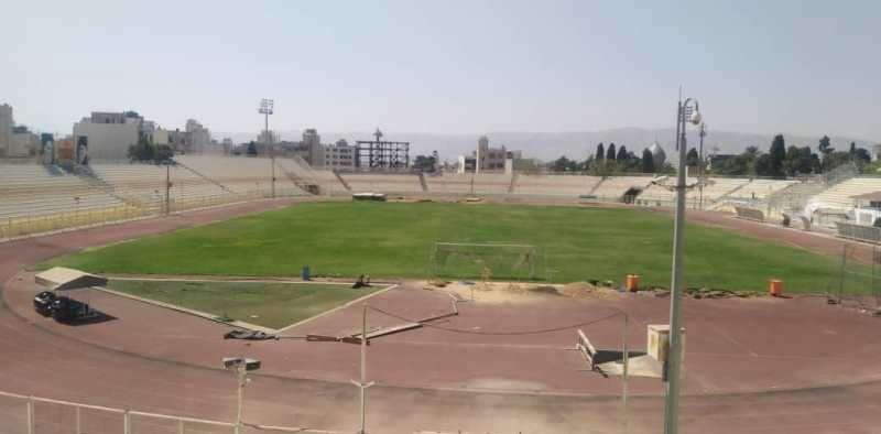ورزشگاه حافظیه شیراز میزبان بازیهای فجر سپاسی در لیگ برتر فوتبال است