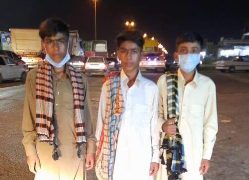 آزادی سه نوجوان دارابی در پایان ۶۰ روز گروگانگیری