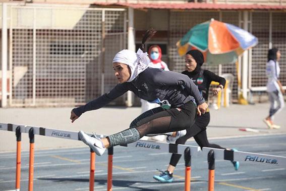قهرمان دو و میدانی ایران: پیست ورزشگاه پارس شیراز مناسب تمرین نیست