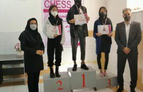 برترین بانوان شطرنجباز فارس معرفی شدند
