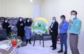 ۲۳ عنوان کتاب صوتی ویژه نابینایان در شیراز رونمایی شد