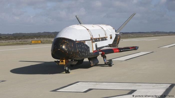 بازگشت فضاپیمای «فوق سری» آمریکایی به زمین بعد از دو سال